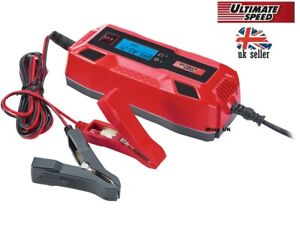 Details about Car & Motorbike Battery Charger Ultimate Speed ULGD 3.8 B1 6V 12V Short Circuit