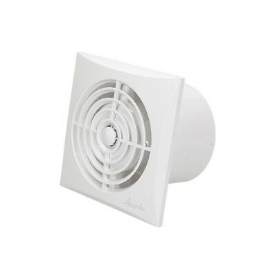 /Silenta Ventilateur S 125/mm Ventilateur de salle de bain capteur dhumidit/é VENTS/