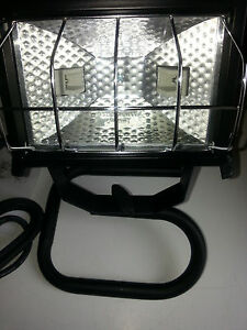 Homebase 4 in 1 120w worklight with free halogen lamp ebay image is loading homebase 4 in 1 120w worklight with free aloadofball Images