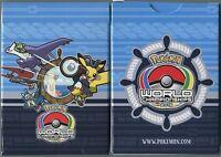 Pokemon Boite De Rangement De Carte Pokemon Corsair Pikachu Indien 2015 (bleu)