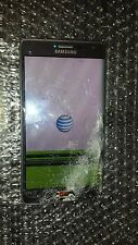 Samsung Galaxy Note Edge Black from AT&T N915A 32GB Clean ESN LCD & Frame Issue