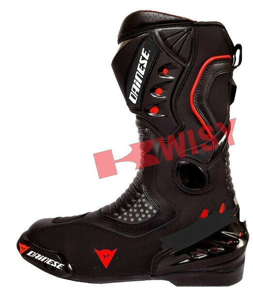 Motorcycle Icon 1000 Elsinore Boots Black 42 Uk For Sale Online Ebay