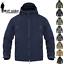 Windbreaker-Mens-Soft-Shell-Jacket-Tactical-Winter-Waterproof-Fleece-Coat-Hooded thumbnail 1