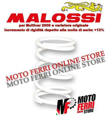 13/% 2912772.W0 MALOSSI Muelle contraste embrague Malossi Super reforzado blanco Yam T-MAX 500//530 60953