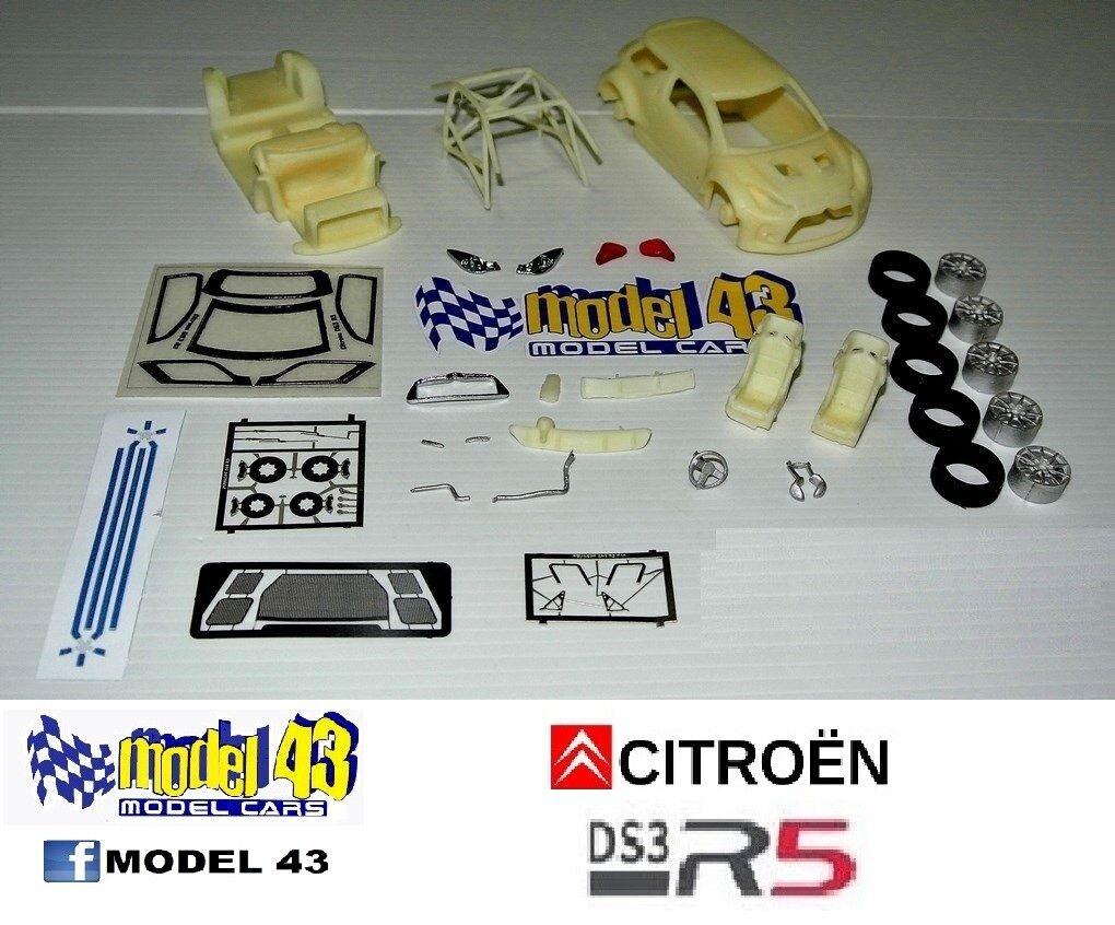 Citroen DS3  R5  -   KIT MONTAGGIO -