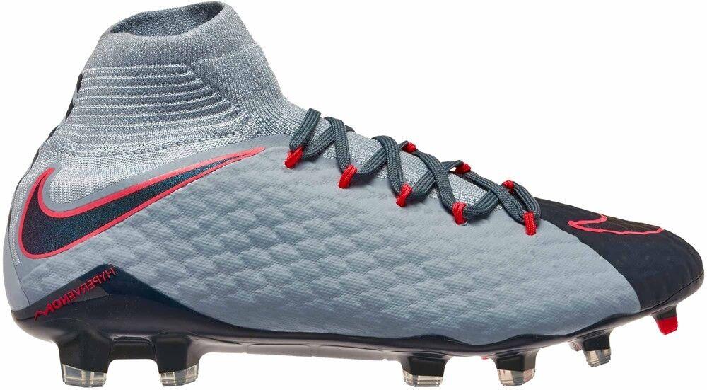 Nike Hypervenom Phatal III ajuste dinámico para Hombre Botines De Fútbol 852554-400 precio minorista sugerido por el fabricante  170
