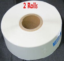2 Rolls DYMO Labels 30252 Printer Direct Thermal 350 Label #102131ca