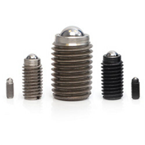 Ball and spring plunger 8mm x 17.5mm x M8 Index Cam Plunger Tooling Positioning
