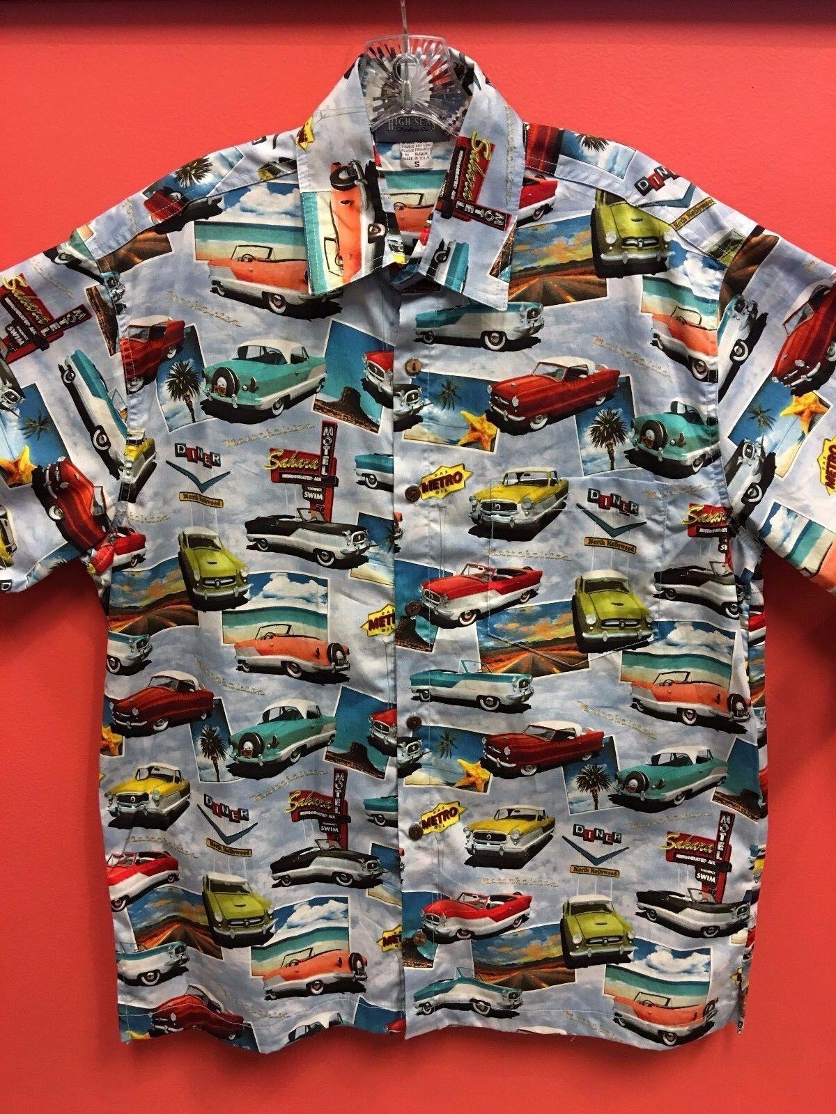 NASH METROPOLITAN Hawaiian - (Aloha) Shirt - Hawaiian Uomo's da1bbf