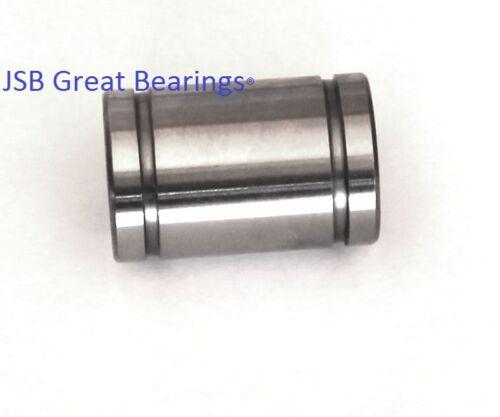 Qty.1 LM12UU linear motion ball bearings 12x21x30 mm LM12 linear bearing