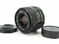 [Exc+]Canon New FD 35mm f/2 Manual Focus Lense Freeship From Japan