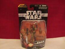 Star Wars  The Saga Collection -  C-3PO w/ Battle Droid Head  NOC  (916DJ40) 017
