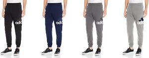 adidas-Men-039-s-Essentials-Performance-Logo-Pants-4-Colors