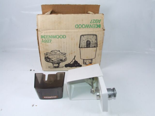 Kenwood Cream Maker A927 Boxed and Complete For Kenwood Chef A901