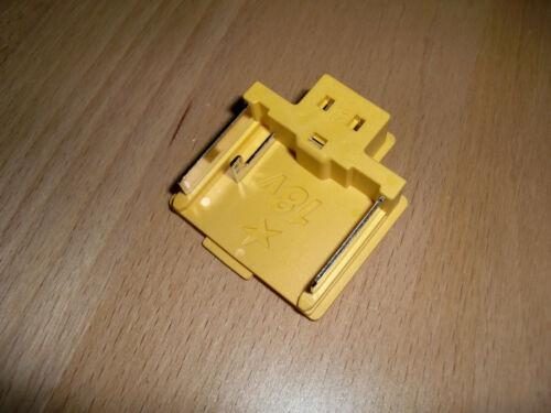 DDF456 DGA452 DHP453 Makita 643852-2 Akku-Kontaktplatte 18V z.B DHP456