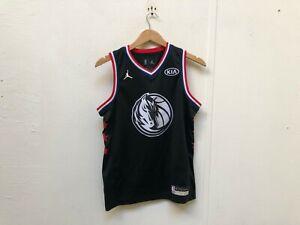 the best attitude ab402 86d16 Details about Nike Jordan Kids Dallas Mavericks All Star Jersey- 10-12  Years- Nowitzki 41 -New