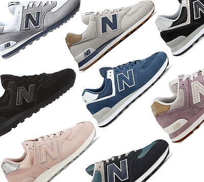 NEW Balance 574 Womens & Mens Sneaker Shoes Casual Shoes Gym ...