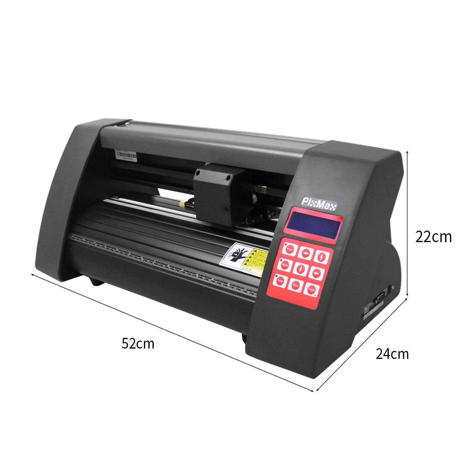 Vinyl cutter plotter 20 inch business sign sticker cutting making flexi starter for sale online ebay