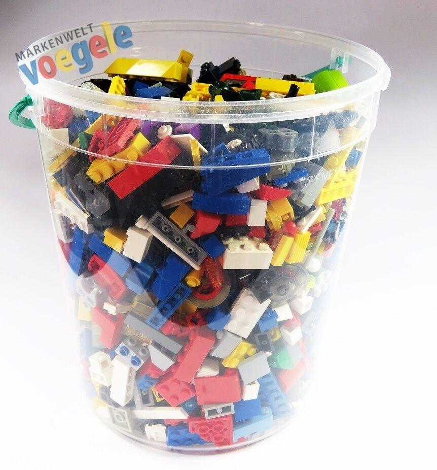 1 kg Lego Environ 700 Pièces Articles au Kilo Plaques Roues ,Parties