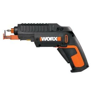 WX255L WORX SD SemiAutomatic Driver w/ Screw Holder