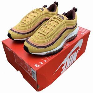 Détails sur Nike Air Max 97 moutarde | UK3US5.5EU36 | NEUF non porté | 921733 700 afficher le titre d'origine