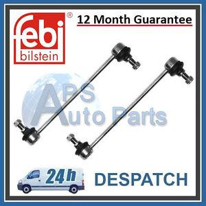 2x-Opel-Vectra-1-6-1-7-1-8-2-0-2-2-2-5-2-6-Frontal-Estabilizador-Barra-De-Enlace-Gota-Nuevo