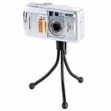 Hama Mini treppiede flessibile per piccola fotocamera / videocamera Nuovissimo SPEDIZIONE GRATUITA UK 4024