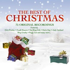 Best-Of-Christmas-VARIOUS-ARTISTS-75-Essential-Holiday-Songs-MUSIC-New-3-CD