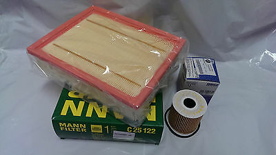 Land Rover Defender Puma 2.4 Oil & Air Filter OE Quality