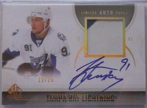 2010-11-SP-Authentic-Limited-AUTO-PATCH-Autograph-Steven-Stamkos-12-25-Lightning