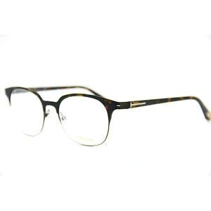 NEW-AUTHENTIC-Tom-Ford-TF5347-052-Eyeglasses-Matte-Havana-51-19-140