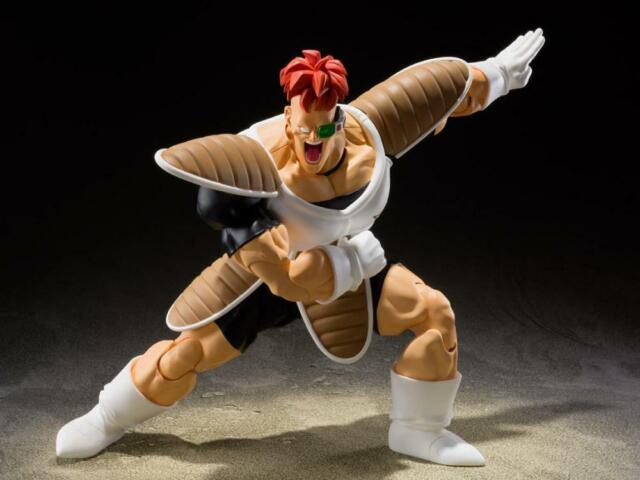 "Dragon Ball Z Recoome Tamashii Nations S.H.Figuarts 8"" Action Figure Ginyu Force"