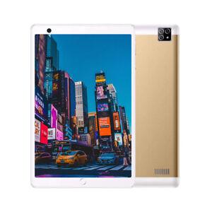 """8"""" Zoll Tablet PC Android 11.0 10GB + 256GB RAM WIFI Dual SIM Kamera Phablet"""