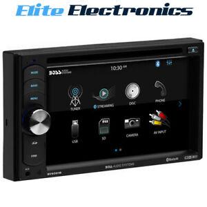 Boss-Audio-BV9351B-6-2-034-Touchscreen-Bluetooth-DVD-Car-Receiver