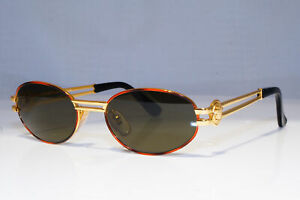 GIANNI-VERSACE-Mens-Designer-Sunglasses-Gold-S41-17M-19989-NOS