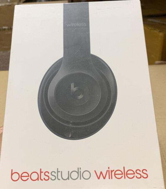 Beats By Dr Dre Studio 2 Wireless Matte Black Headphones Bluetooth B0501 For Sale Online Ebay