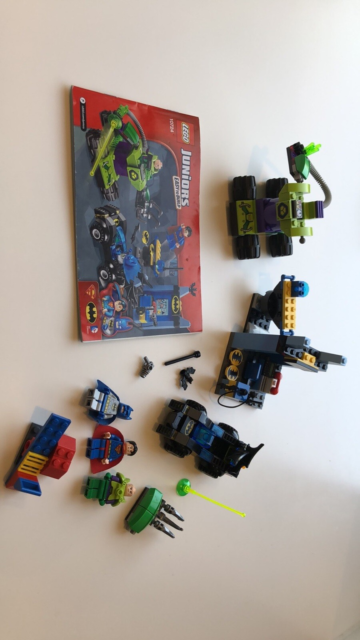 Lego andet, Juniors Batman model 10724, Lego juniors Batman…