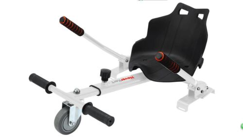 Original hoverkart convertir Hoverboard dans Karts Blanc HK5-S