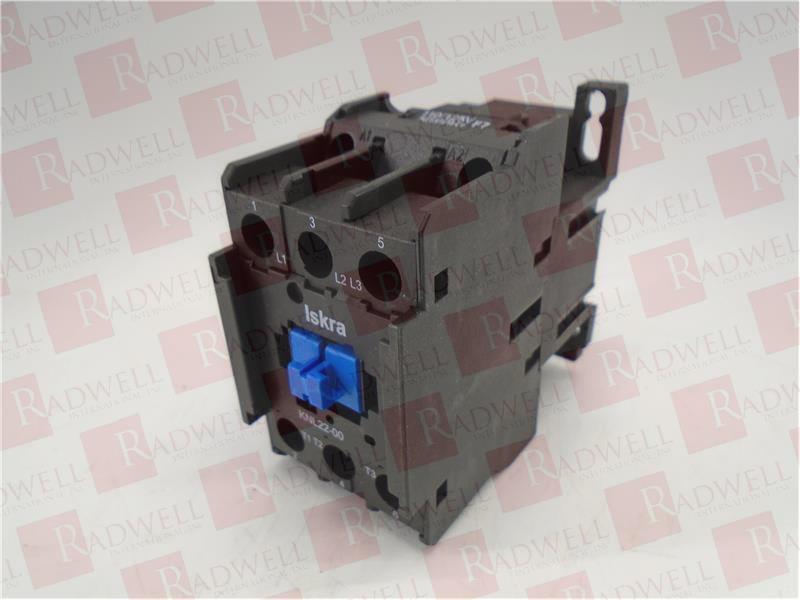 ISKRA KNL22-00-110 125V   KNL2200110125V (NEW IN BOX)