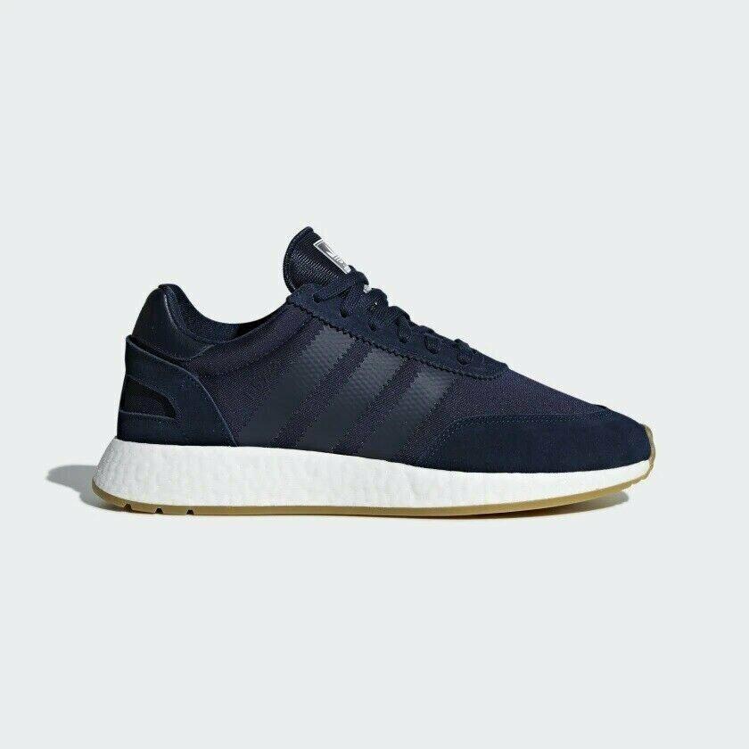 Men's adidas I-5923 shoes - Navy Gum - D97347