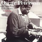 Tenderly [Just a Memory] by Oscar Peterson (CD, Oct-2002, Just a Memory Records)