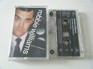 ROBBIE-WILLIAMS-I-039-VE-BEEN-EXPECTING-YOU-CASSETTE-TAPE-CHRYSALIS-1998