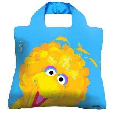 ENVIROSAX - Tasche Bibo - Sesamestreet Bag Big Bird