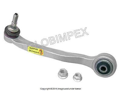 Wishbone BMW Control Arm with Bushing Front Left Rearward OEM LEMFOERDER