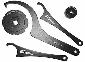 Ducati Panigale 1199S Maintenance Tools Chain/Rear-Fro<wbr/>nt Wheel/Headset Ohlins