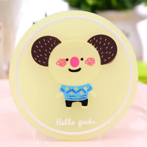 Rabbit-Elephant-Little-Girls-Print-Silicone-Cup-Mug-Mat-Placemat-one