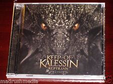Keep Of Kalessin: Reptilian CD 2010 Nuclear Blast USA Records NB 2505-2 NEW