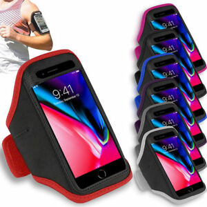Sports-Running-Jogging-Gym-Armband-Arm-Band-Case-For-Apple-iPhone-5-6-7-8-X-Plus