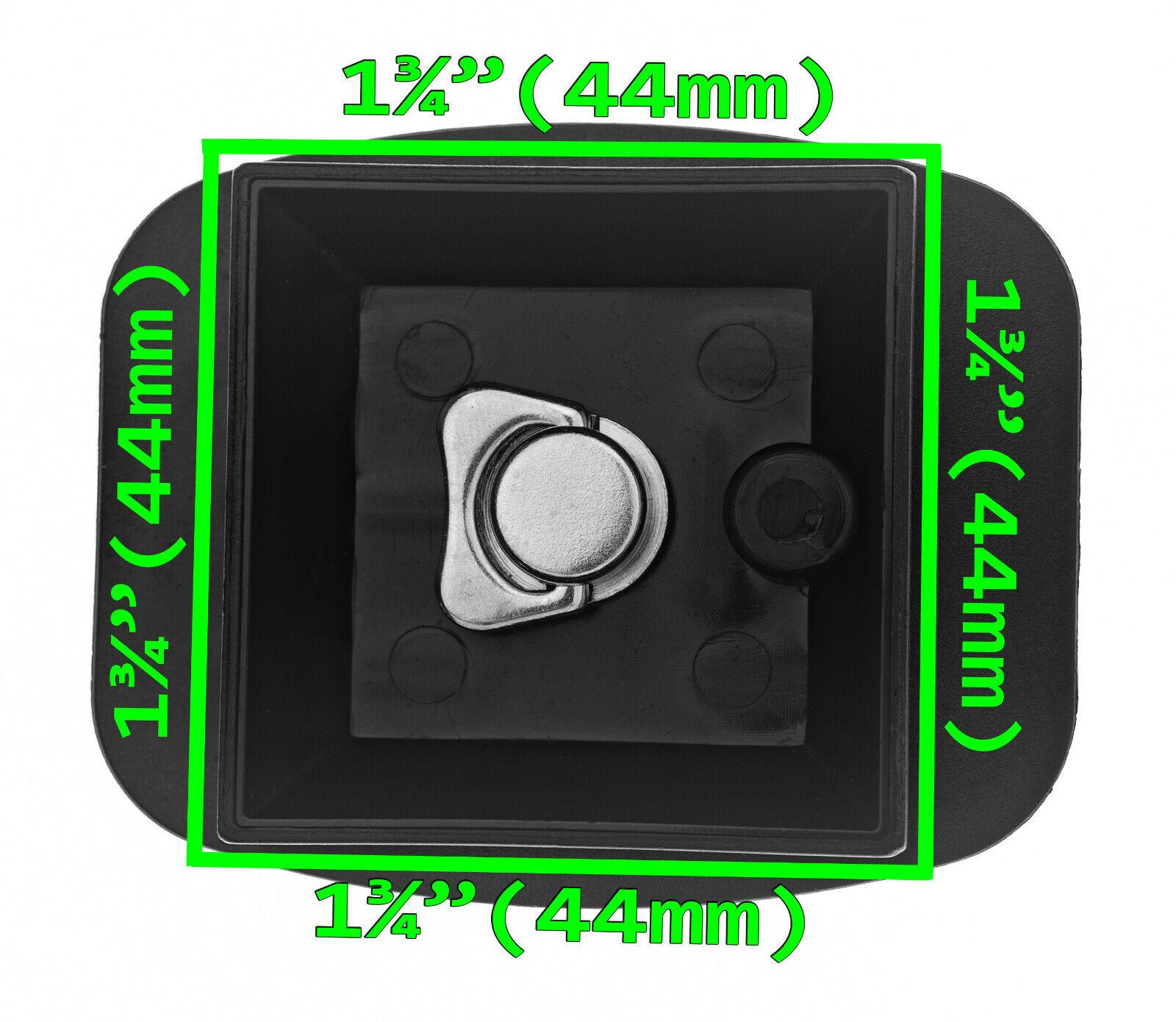Velbon QB-4LC Quick release plate for Videomate 400 CX430 CX440 V5000 tripods