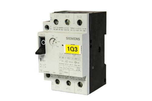 SIEMENS 3VU1300-1MF00 3VU1 300-1MF00 Motorschutzschalter
